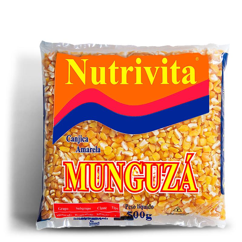 Canjica amarela Munguzá Nutrivita