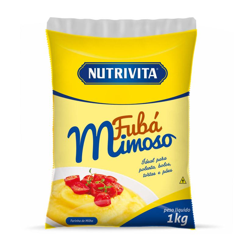 Fubá Mimoso Nutrivita